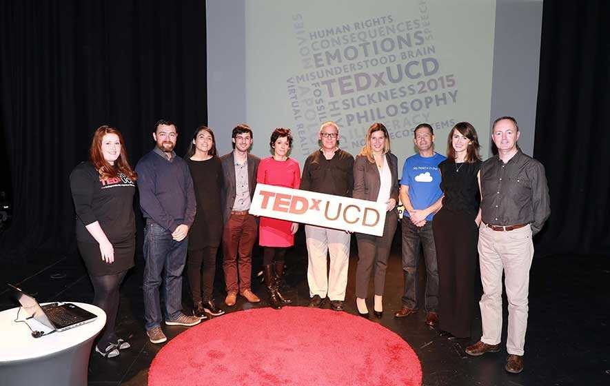 TEDx - a forum for making our world a better place