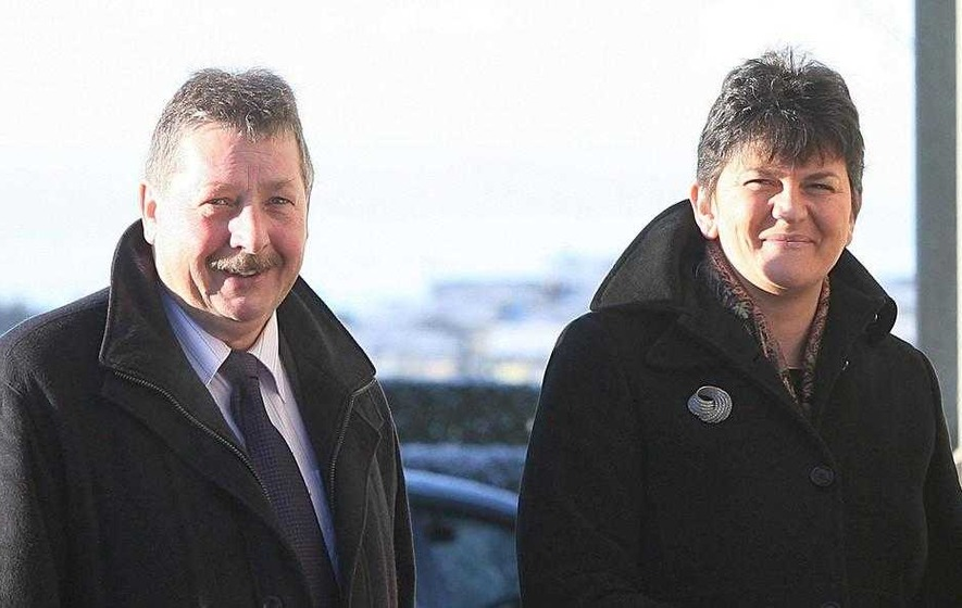 Deadline day for nominations in DUP leadership race