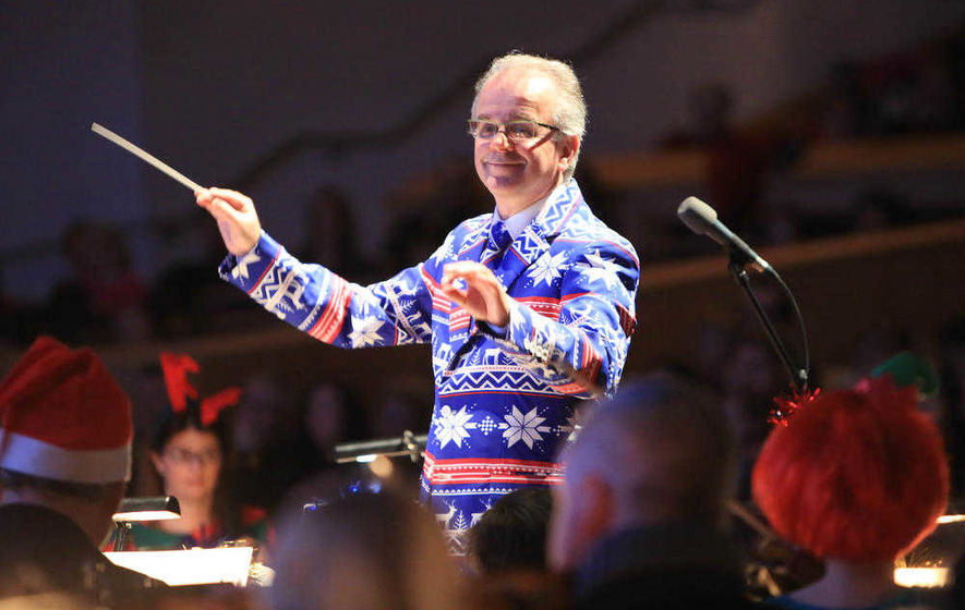 Review: Christmas concert sows classical seed early