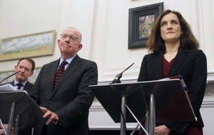 Agreement on legacy issues 'not a million miles away' says Villiers