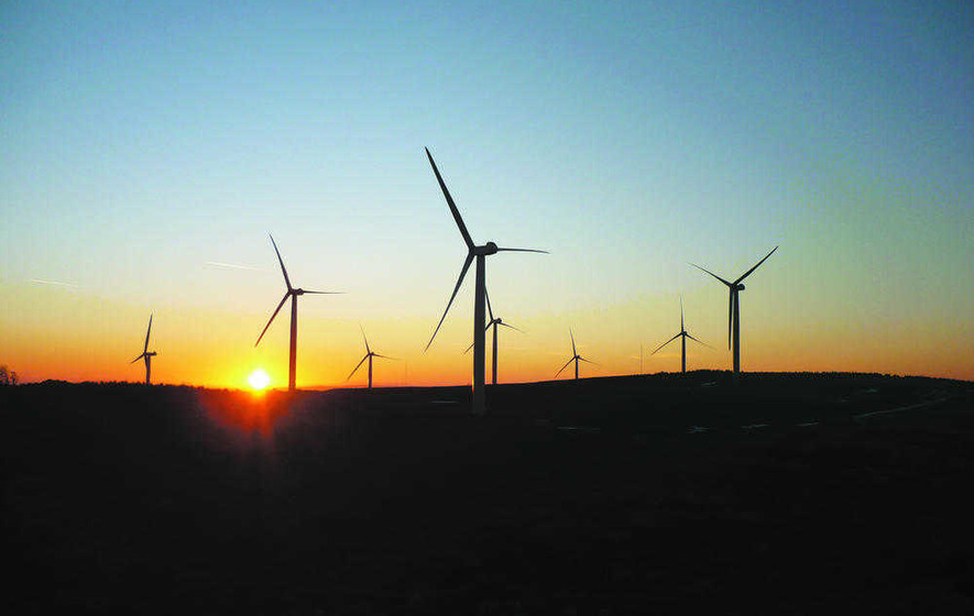 SSE claim huge wind farm 'investment in economy and community'