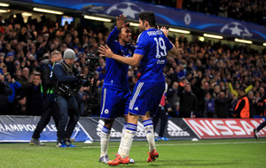 Chelsea reach Champions League knockout stages