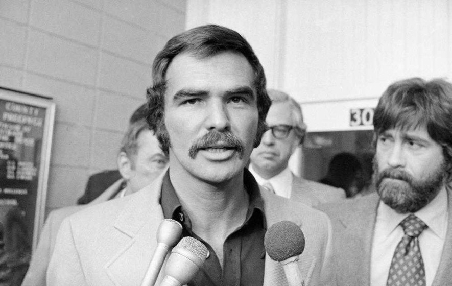 Burt Reynolds: It was a crazy time, but wonderful