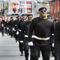 Man arrested over paramilitary-style display at Peggy O'Hara funeral