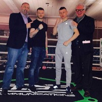 Big fights ahead for James Tennyson and McCarthy
