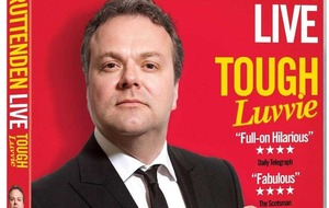 Comic Hal Cruttenden talks Belfast, Bake Off and Michael McIntyre
