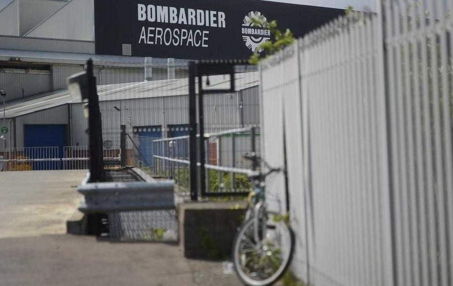 Bombardier staff reject pay freeze proposals