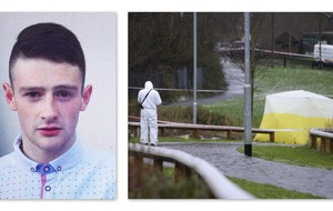 Teenagers still in custody over murder in Twinbrook, west Belfast