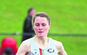 Ciara Mageean signals intent with a new Irish record