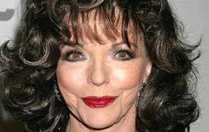 Dynasty star Joan Collins' items up for auction