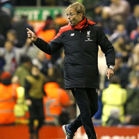 Jurgen Klopp content to share spoils with West Brom