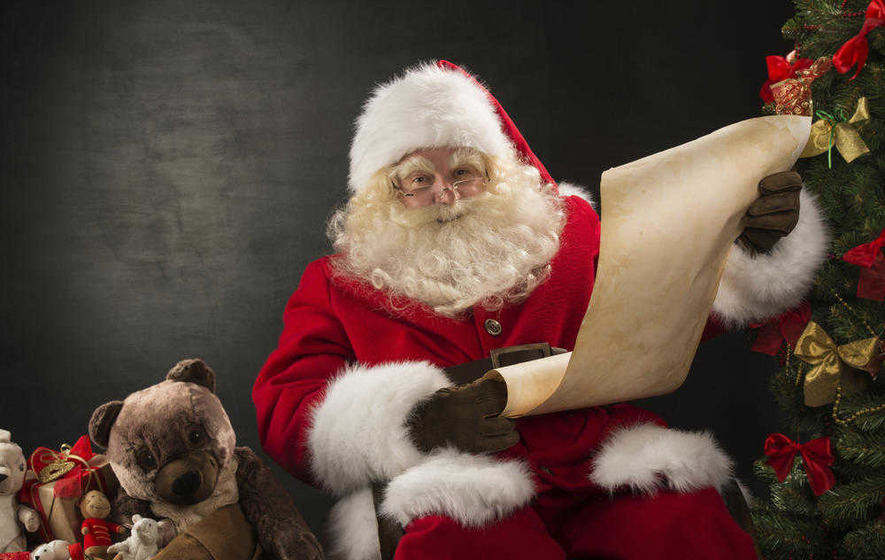 I just want a few more Christmas wishes, Santa