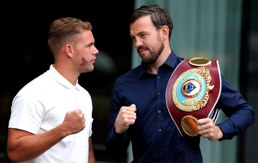 Andy Lee has the tools to see off Saunders says Adam Booth