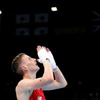 Brendan Irvine aiming to seal Rio 2016 Olympics spot