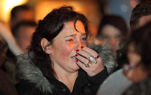 Hundreds attend vigil for tragic Christopher Meli