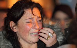 Vigil takes place for west Belfast murder victim