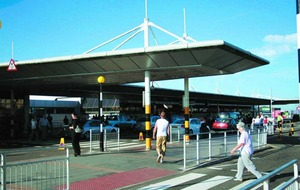 New twist in battle between airport and illegal car parks