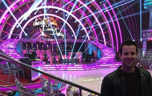 Strictly Come Dancing dream comes true for Belfast singer