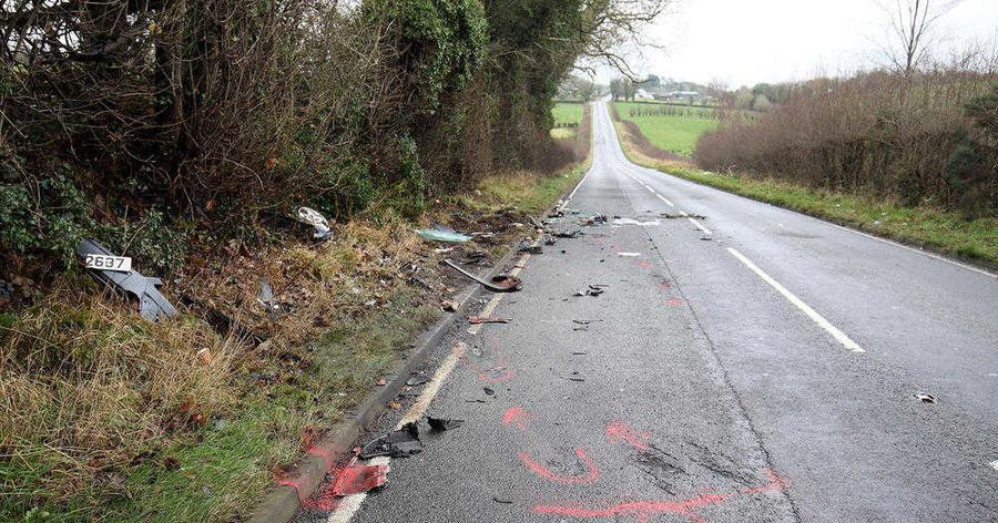 Car Crash Belfast Today