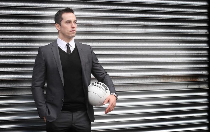 Sunderland puts GAA's Aaron Kernan through his paces