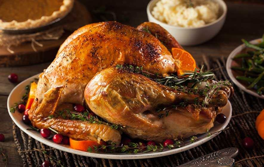 Video recipe: cook the perfect Christmas turkey
