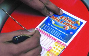 £60,000 lottery prize claimed by mystery winner