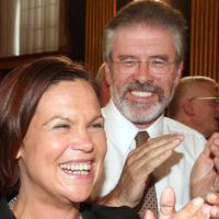 Sinn Féin support since election soars