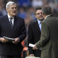 Bob Wilson leads tributes to former colleague Jimmy Hill