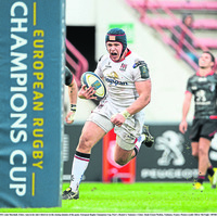 Ulster complete double over French giants Toulouse