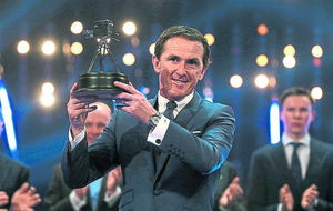 McCoy 'honoured' by Lifetime Achievement Award at SPOTY