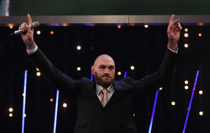 Tyson Fury apologises at Sports Personality of Year awards