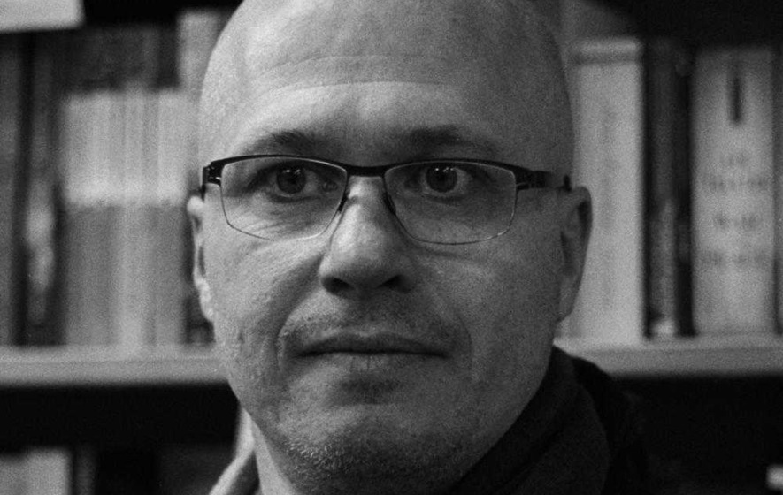 Bosnian novelist Aleksandar Hemon's zom-com fiction