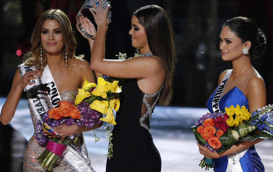 Crowning blunder at Miss Universe