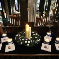 Glasgow bin lorry crash victims remembered at service