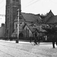 New book examines tragic impact of the Belfast Blitz