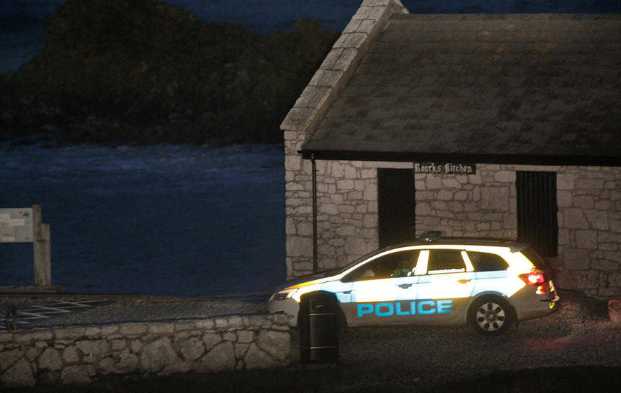 Searches at Co Antrim harbour for missing man (61)