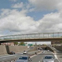 Two men stabbed near Westlink in Belfast