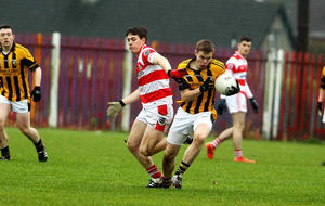 Crossmaglen make minor final with win over St Malachy's