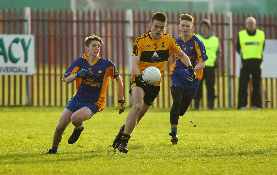 St Eunan's go goal crazy against Gaels to reach Ulster minor final