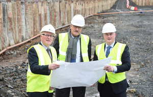 Lagan Construction Group builds sales to more than £200m