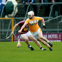 Arron Graffin to take sabbatical from Antrim in 2016