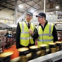 Guinness-maker Diageo marks 'record year' in east Belfast