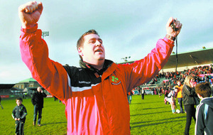 Antrim hurling boss looking forward to Walsh Cup step up