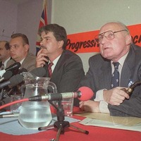 Senior loyalist William 'Plum' Smith has died