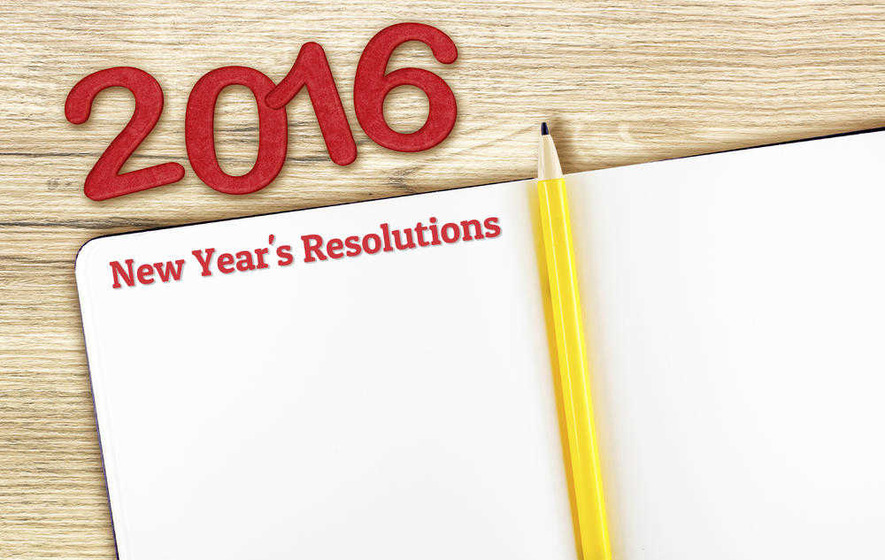 Forget the resolutions - let's just get organised in 2016