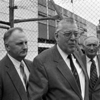 Ian Paisley rebuked by Douglas Hurd over attack on Bishop Daly