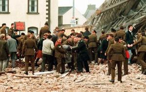 Poppy Day Enniskillen bomb prompted special summit