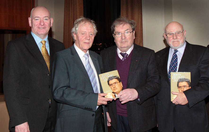 Attack on peacemaker John Hume leaves a sour taste