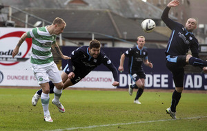 Celtic match called off due to Dundee's waterlogged pitch