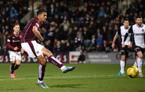 Dundee United goalkeeper helps Hearts to victory
